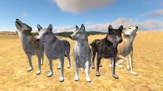 Симулятор волка часть 1
