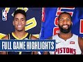 PACERS at PISTONS | FULL GAME HIGHLIGHTS | December 6, 2019