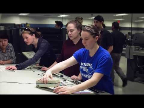 Graphic Communication Technologies Program
