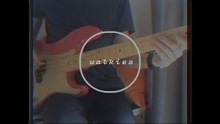 Baixar Walkies - Vulfpeck - Bass Cover - Marco Fabricci   VHS