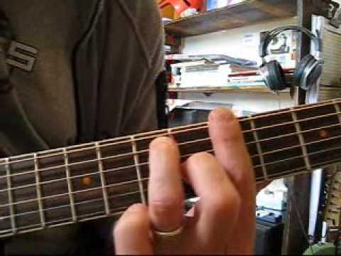 Babyshambles - Fuck Forever - The Acoustic Chords I use