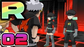 TEAM ROCKET TAKES OVER AETHER!   Rainbow Rocket Episode - Part 2