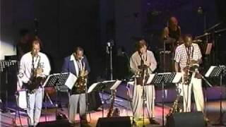 4 Saxophones / The Sleepers~Pools (1989)