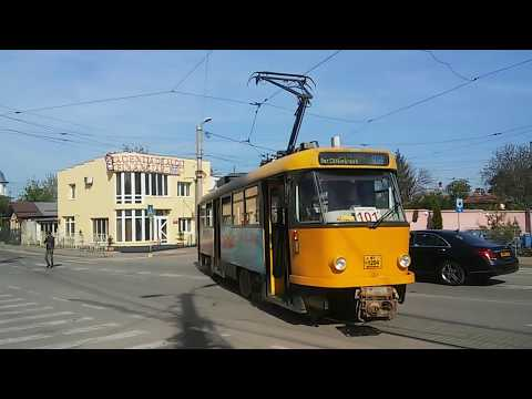 Botoșani Tramvai, 26.-28.04.2017
