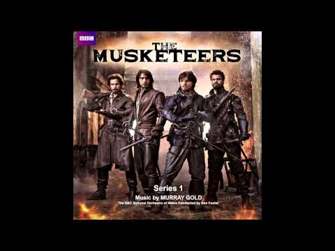The Musketeers BBC: Unreleased Music - D'Artagnan vs Labarge - Murray Gold
