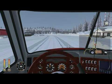 18 Wheels of Steel Extreme Trucker 2: Tuktoyaktuk Chapter 3 |