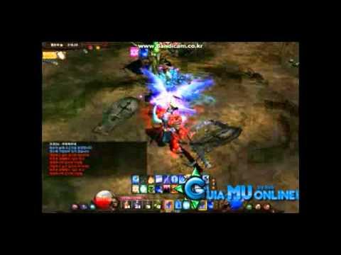 MU: eX700 Nuevo Skill Grand Master (Skill Tree)