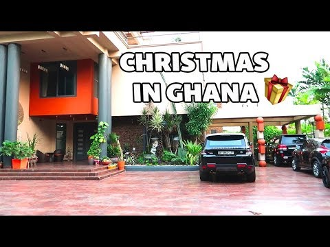 THIS IS REALLY AFRICA : Christmas In GHANA 🇬🇭