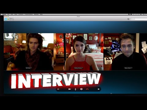 Unfriended: Shelley Hennig, Moses Jacob Storm, Will Peltz Official Movie Interview