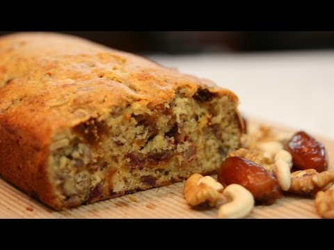 Date and Fig Cake Recipe - CookingWithAlia - Episode 327