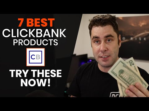 7 Best Clickbank Products To Promote In 2020 That Make Money! (Try These Now)