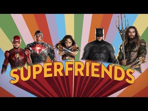 Random Movie Pick - Superfriends (2017) OFFICIAL TRAILER YouTube Trailer