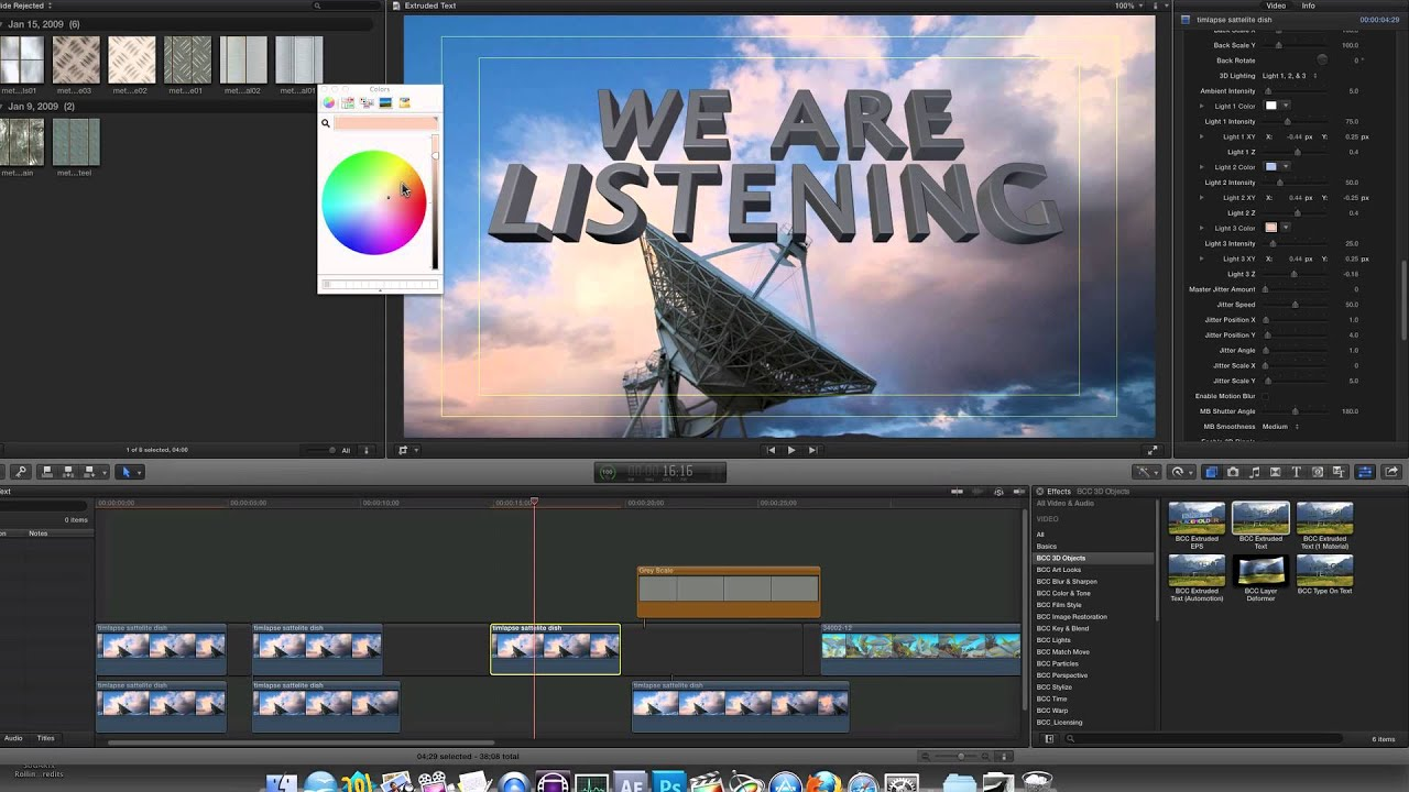 10 Cool Plugins for Final Cut Pro X