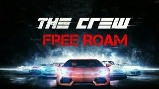 The Crew (PS4) Free Roam