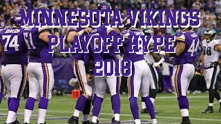 Minnesota Vikings Playoff Hype Video 2018