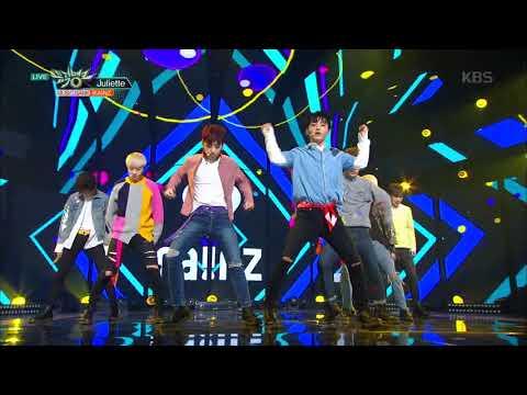 뮤직뱅크 Music Bank - Juliette - RAINZ.20171013