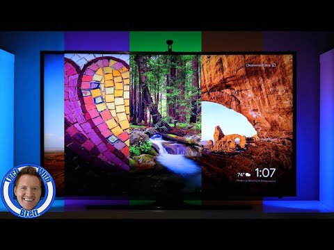 Bluetooth LED Edge Lighting Strip For Your TV by Minger