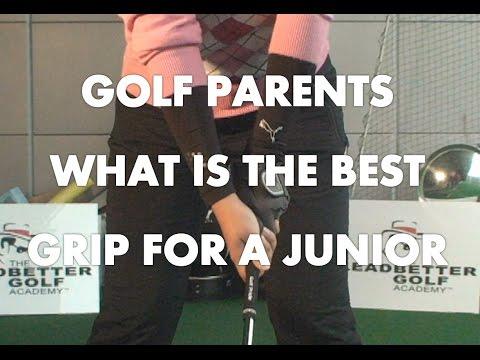 Junior Golf Development - The Correct Grip
