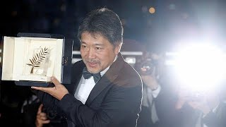 Japanese indie film Shoplifters wins top prize at Cannes