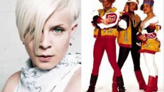 Robyn vs Salt N Pepa -Push It Fembot (A Rokk Pie N Mash Up)