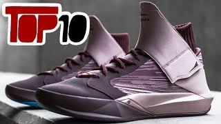 Top 10 Basketball Shoes Of 2017 For Point Guards
