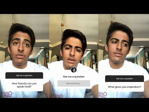 Karan Brar  Instagram Story  12 July 2018  Answer  Qustions