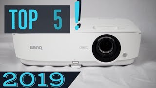 Best Projectors Under $500 in 2019