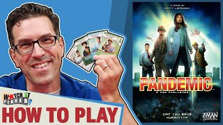 Pandemic - How To Play