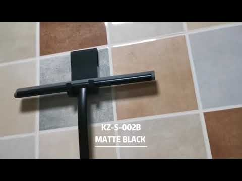 stainless steel shower squeegee for mirror glass window clean