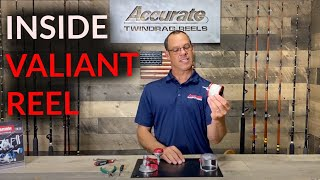 """Concentricity"" in Accurate Fishing Reels 