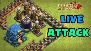🔴Clan War League + Town Hall 12 Attacks