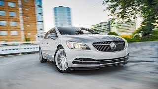 review system Buick LaCrosse manual transmission