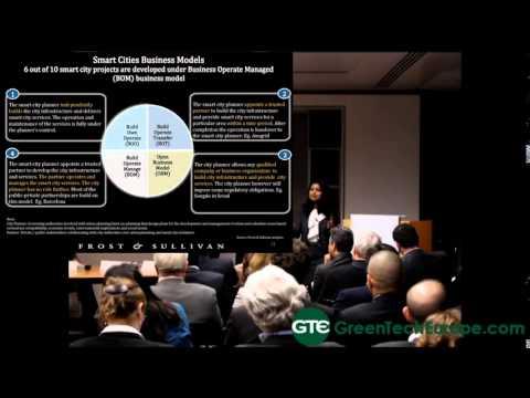 Frost & Sullivan Presentation: Smart city megatrends