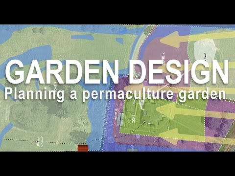 Putting Together a Permaculture Garden Design using OmniGraffle