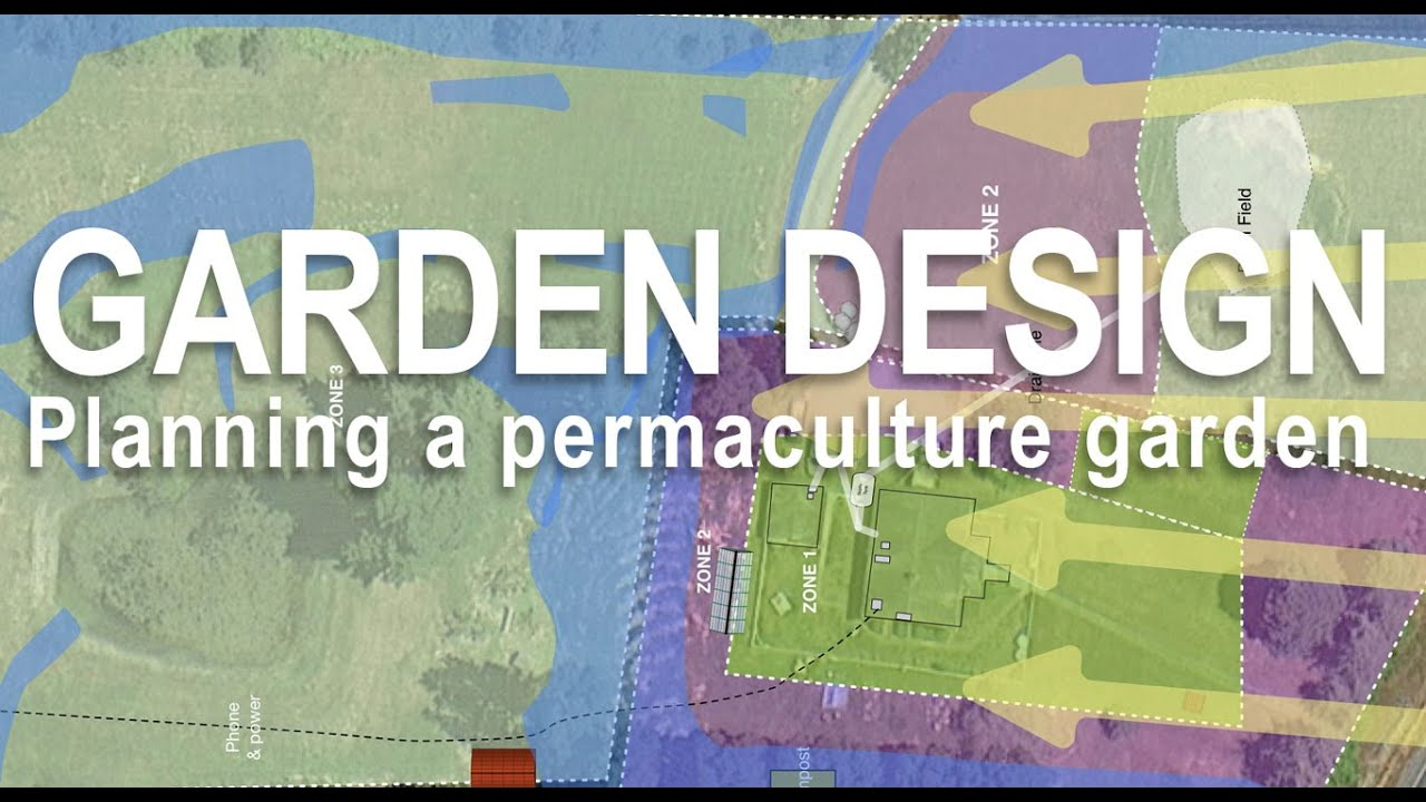 Putting Together a Permaculture Garden Design using ... on Backyard Permaculture Design id=72746