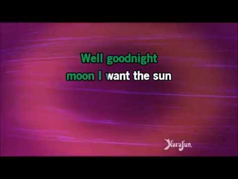 Shivaree - Goodnight Moon Karaoke (Male Version)