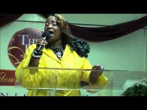 Ministry in Music Apostle Stacey Woods