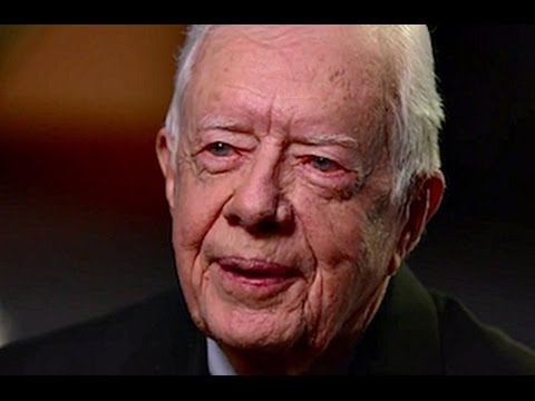 Former President Jimmy Carter Says NSA Spying on Him Too