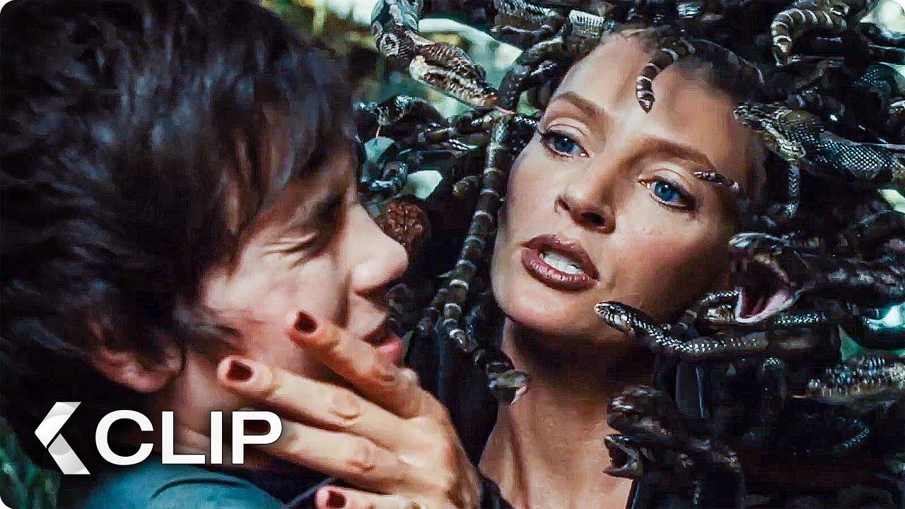 Download Medusa's Garden Movie Clip - Percy Jackson & The Olympians (2010)