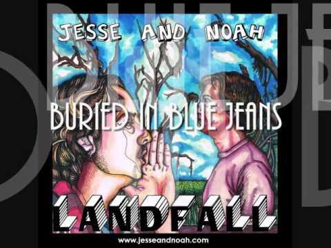 Jesse and Noah ~ Buried In Blue Jeans - w/ Texas Online Radio Intro