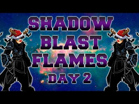 =AQW= Getting Shadow Blast Flames (Day 2 - Countdown to Black Friday)