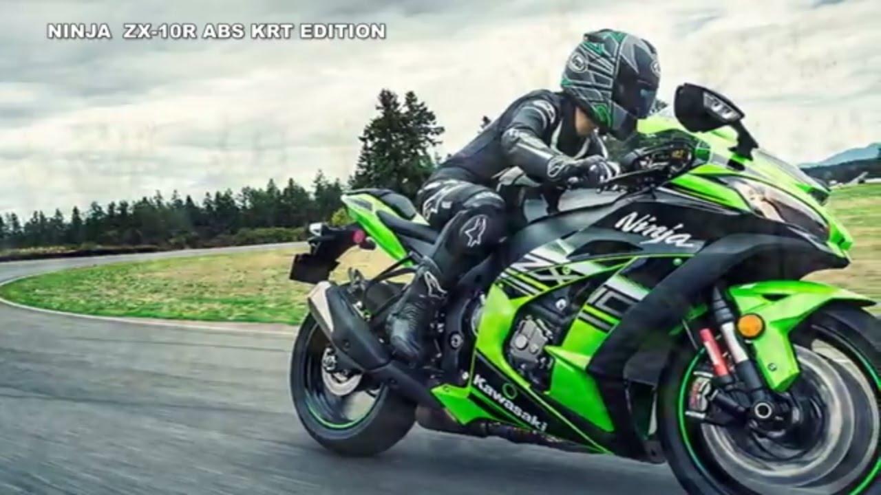 Kawasaki Ninja Abs Krt Edition