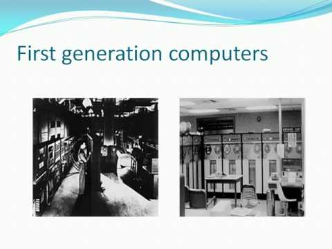 Computer hardware  introduction & Generations of computer