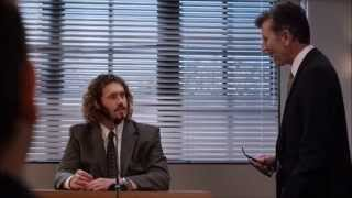 Erlich Bauchman and Pied Piper Defense Attorney Square Off - Silicon Valley Se02E09