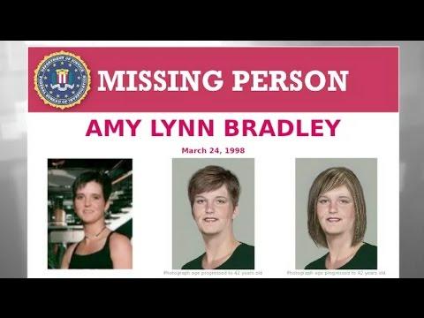 Wanted by the FBI: Missing Woman Amy Lynn Bradley