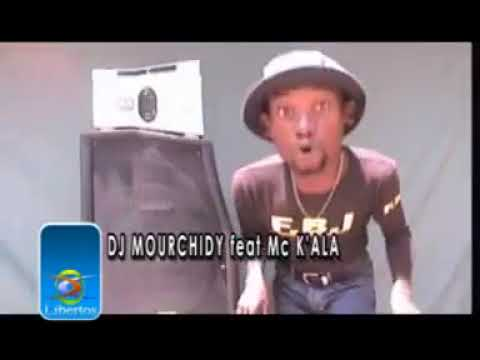 DJ MOURCHIDY FEAT MC K'ALA  /// BOUGE [ CLIP GASY ]