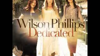 Watch Wilson Phillips California video