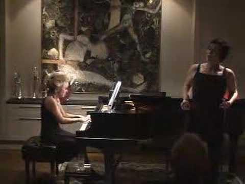 Jean Stilwell Patti Loach HABANERA from Carmen