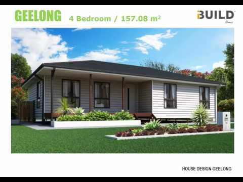 4 Bedroom iBuild Kit Homes Geelong