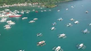 Zapętlaj El Nido Drone Video | Kin Enriquez